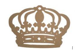 Coroa Pequena  Medida: 49cmX33,6cmX6mm