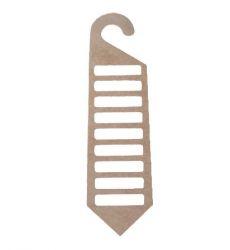 Porta Gravatas - Medida: 42,1cmX11,3cm