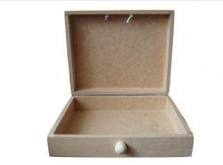 Caixa Elástico  - Medidas: 18cmx15cmx5cm - 6mm